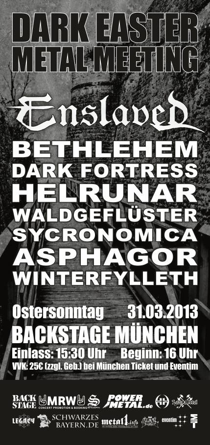 DEMM 2013 Flyer